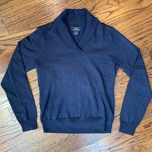 Brooks Brothers Sweater, Merino Wool